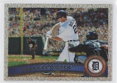 2011 Topps Holiday Factory Set Bonus Pack #175 - Brennan Boesch /75