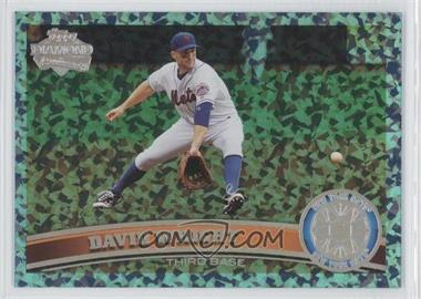 2011 Topps Hope Diamond Anniversary #15 - David Wright /60