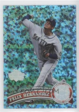 2011 Topps Hope Diamond Anniversary #168 - Felix Hernandez /60