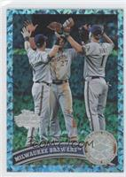 Milwaukee Brewers Team /60