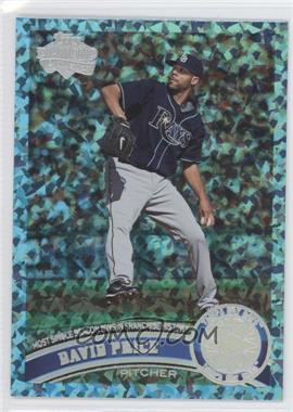 2011 Topps Hope Diamond Anniversary #328 - David Price /60