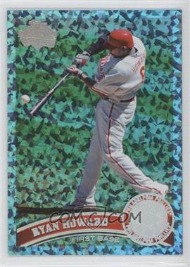 2011 Topps Hope Diamond Anniversary #420 - Ryan Howard /60