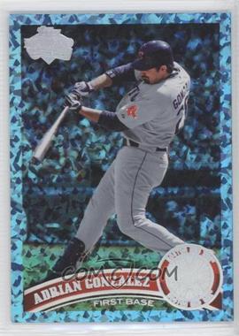 2011 Topps Hope Diamond Anniversary #425 - Adrian Gonzalez /60