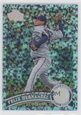 2011 Topps Hope Diamond Anniversary #530.1 - Felix Hernandez (Base) /60