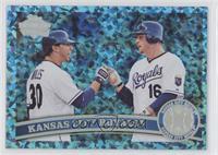 Kansas City Royals (KC Royals) Team /60