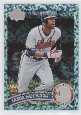 2011 Topps Hope Diamond Anniversary #635 - Jason Heyward /60