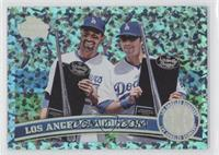 Los Angeles Dodgers Team /60