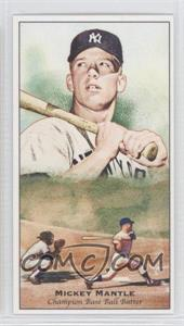 2011 Topps Kimball Champions Mini #KC-7 - Mickey Mantle
