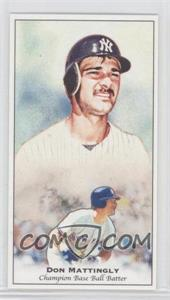 2011 Topps Kimball Champions Mini #KC-83 - Don Mattingly