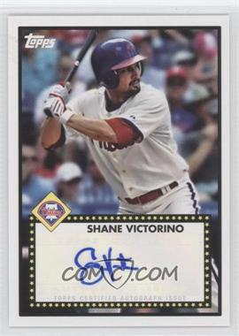 2011 Topps Lineage - 1952 Design Autographs - [Autographed] #52A-SV - Shane Victorino