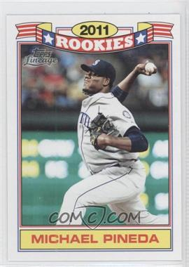 2011 Topps Lineage - Rookies #13 - Michael Pineda