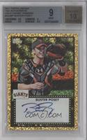Buster Posey /10 [BGS 9]