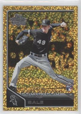 2011 Topps Lineage Canary Diamond #29 - Chris Sale /1
