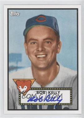 2011 Topps Lineage Reprint Autographs [Autographed] #RA-BKE - Bob Kelly