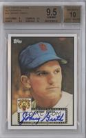 Johnny Groth [BGS 9.5]