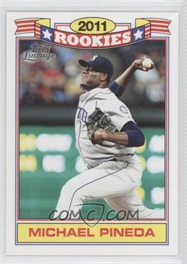 2011 Topps Lineage Rookies #13 - Michael Pineda