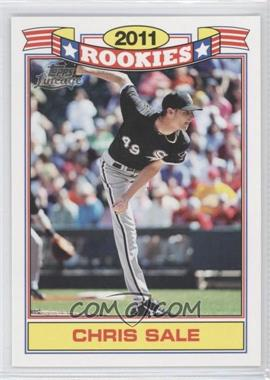 2011 Topps Lineage Rookies #2 - Chris Sale