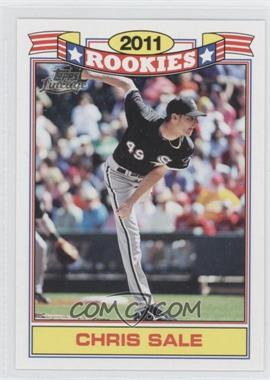 2011 Topps Lineage Rookies #2 - [Missing]