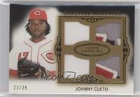 Johnny Cueto /25
