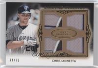 Chris Iannetta /25