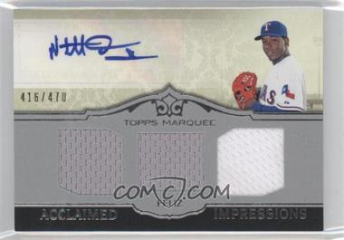 2011 Topps Marquee Acclaimed Impressions Triple #AIT-4 - Neftali Feliz /470