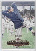Christy Mathewson /199