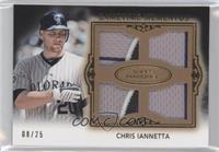 Chris Iannetta /25