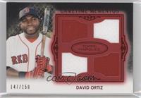 David Ortiz /150