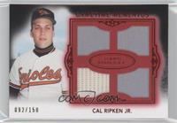Cal Ripken Jr. /150