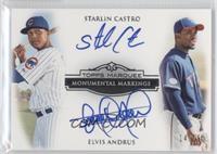 Starlin Castro, Elvis Andrus /15