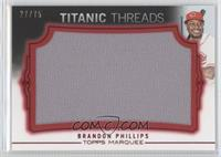 Brandon Phillips /75