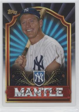 2011 Topps Mega Boxes Mega Box Chrome #MBC1 - Mickey Mantle