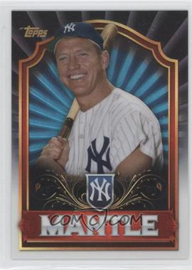 2011 Topps Mega Boxes Mega Box Chrome #MBC1 - Mickey Mantle