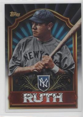 2011 Topps Mega Boxes Mega Box Chrome #MBC3 - Babe Ruth