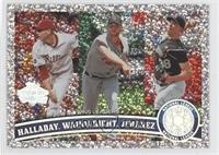 Roy Halladay, Adam Wainwright, Ubaldo Jimenez