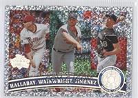 Roy Halladay, Adam Wainwright, Ubaldo Jimenez