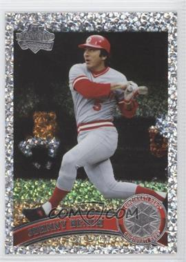 2011 Topps Platinum Diamond Anniversary #198 - Johnny Bench