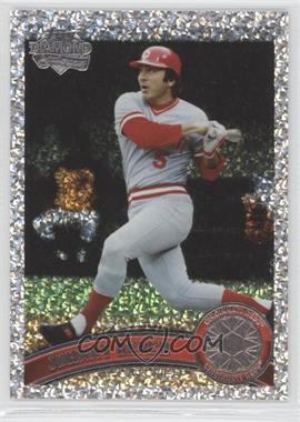 2011 Topps Platinum Diamond Anniversary #198.2 - Johnny Bench (Legends)