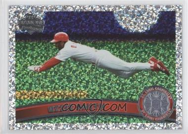 2011 Topps Platinum Diamond Anniversary #199.2 - Ozzie Smith (Legends)