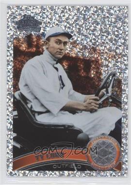 2011 Topps Platinum Diamond Anniversary #200 - Ty Cobb