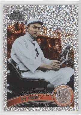 2011 Topps Platinum Diamond Anniversary #200.2 - Ty Cobb (Legends)