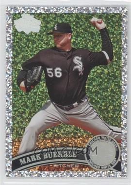 2011 Topps Platinum Diamond Anniversary #231 - Mark Buehrle