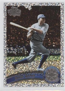 2011 Topps Platinum Diamond Anniversary #271 - Babe Ruth