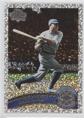 2011 Topps Platinum Diamond Anniversary #271.2 - Babe Ruth (Legends)