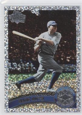 2011 Topps Platinum Diamond Anniversary #271.2 - Babe Ruth (Legends)