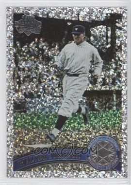 2011 Topps Platinum Diamond Anniversary #300 - Walter Johnson