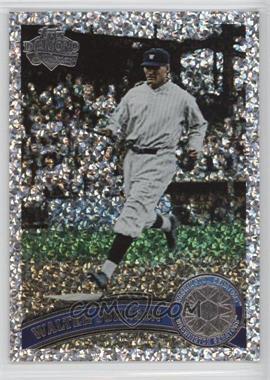2011 Topps Platinum Diamond Anniversary #300.2 - Walter Johnson (Legends)