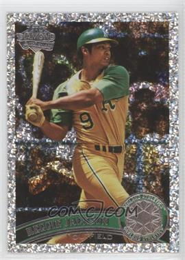 2011 Topps Platinum Diamond Anniversary #410.2 - Reggie Jackson (Legends)