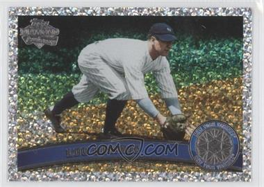 2011 Topps Platinum Diamond Anniversary #5 - Lou Gehrig
