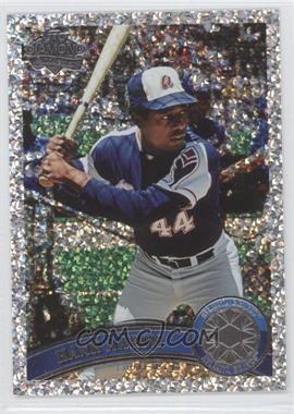 2011 Topps Platinum Diamond Anniversary #510.2 - Hank Aaron (Legends)